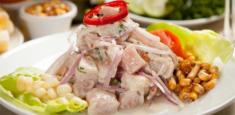 Conoce los platos típicos de la gastronomía peruana.