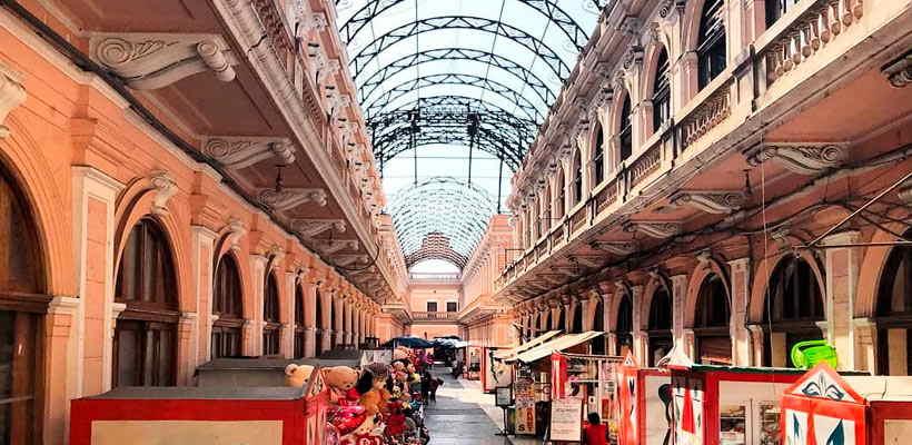 Conoce los lugares historicos por tours en Lima Correo Central de Lima