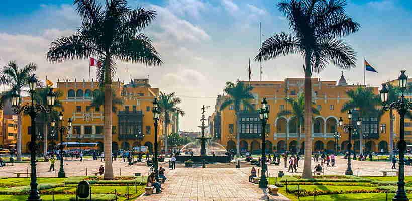 Paquetes Turísticos Lima