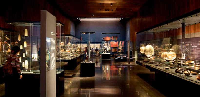 Haciendo turismo en Lima: Admirando el Museo Oro del Perú