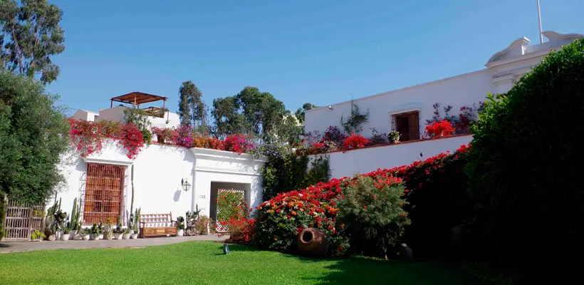 Haciendo turismo en Lima: Conociendo el Museo Larco