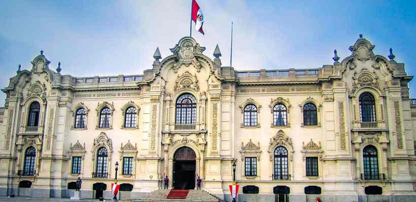 City tour en lima Palacio de Gobierno