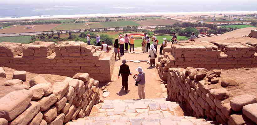 Lima tours por Pachacamac