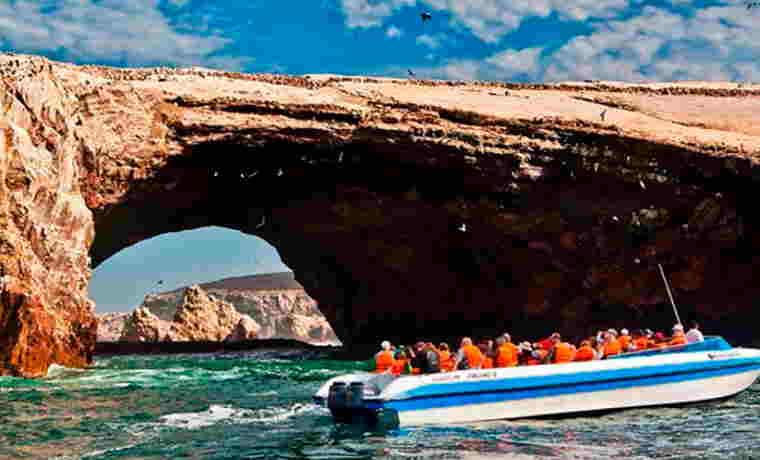tours en lima ica - Islas Ballestas