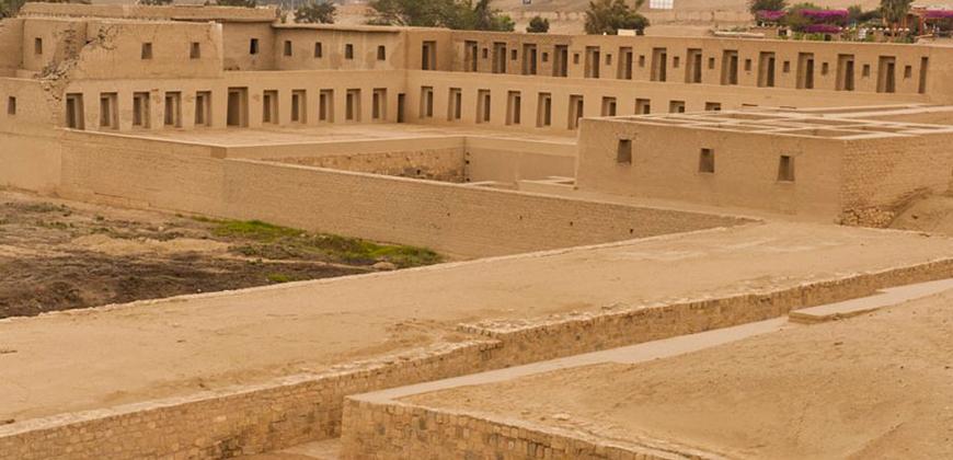 Tours Pachacamac; Conociendo el  centro historico Pachacamac
